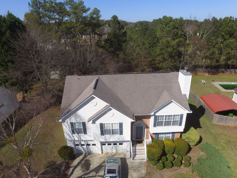 Residential Amp Commercial Roofing In Conyers Ga Orange